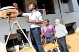 British School in Colombo receives bowling machine