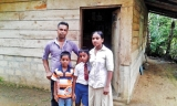 Rural Grade 5 Scholar hard pressed to study in Galle