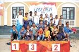 Laser Run City Tour 3rd Edition ends successfully in Avissawella