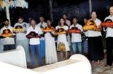 All party village unity by Mihintale Pradeshiya Sabha candidates