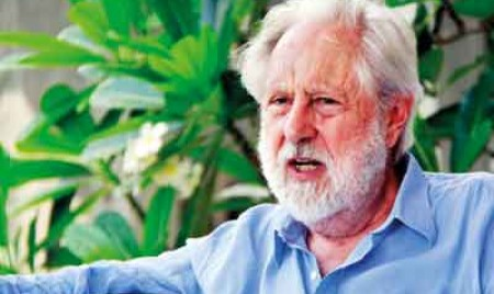 Make climate change your cause, Lord Puttnam tells younger generation