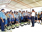 Scouts, Girl Guides celebrate Pongal