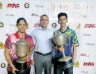 Schoolboy prodigy Udaya Ranasinghe National Champ for fifth time in a row