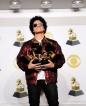 24K night for Mars; Bruno wins six awards