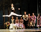 Russian ballerinas in action in Colombo