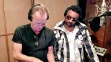 Sting and Shaggy  to release an  album in April