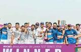 Dananjaya claims five wickets as Sri Lanka thrash Bangladesh