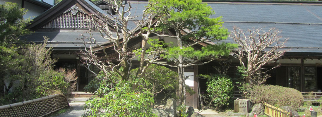 On sacred ground at Japan's centre of Shingon Buddhism