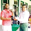 Sachin dethrones Ranil to add to his RCGC titles (2016-'17)