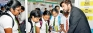 'Study in India' Education Fair attracts local students