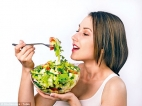 Eat slowly and enjoy your food to keep the weight off
