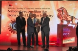 Panther recognised at the National Excellence Award by SLCSMI