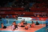 Sitting Volleyball for Para Asian Games