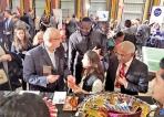 SL chocs make a mark at UN's Le Salon du Chocolat