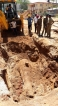 British cannons  discovered at Trinco construction site