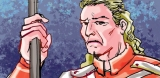 The sudden death of the Dutch Commander-in-Chief