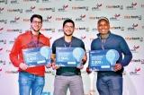 Emerging winners at HackaTrips