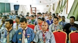 Dinosaurs fate may befall Scout Masters too: Scout Chief