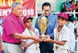 CCC and Piliyandala VCA share Under-12 Academy Championship