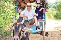 Bullock-cart ride to fame