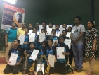 Lyceum Wattala shines at Inter-International Schools' Badminton Tournament 2018