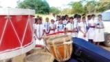 CMF helps set up oriental band at Mahawilachchiya school