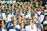 Olympic fun run at Anuradhapura