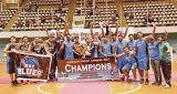HSC Blues dethrone defending champs Colombo BC for maiden title