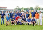 Royal Masters easily overcome Thomian Masters at inaugural Cricket match