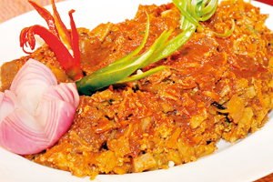 Kottu gets star class treatment