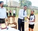 Dehiwala Mt. Lavinia Municipal Council support junior Tennis