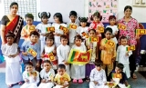 70th Independence Day celebrations at Apple International School