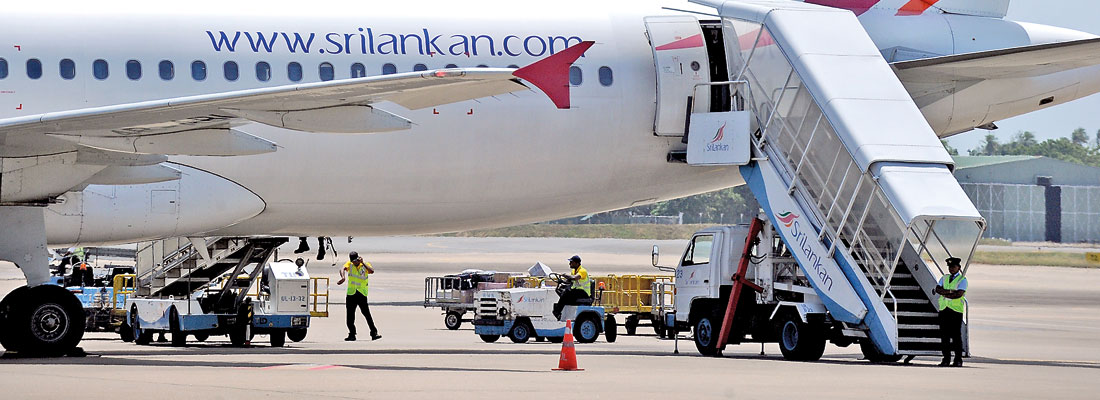 Some reflections on SriLankan Airlines