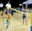 National Beach VB tournaments  in Negombo and Colombo