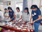 Galle school  remembers Japan tsunami victims,  seven  years on