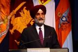 Indian High Commissioner Taranjit Singh Sandhu at the inauguration  ceremony of the KDU
