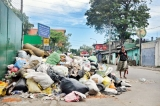 Muck piles up again while the CMC wastes time dumping blame on people