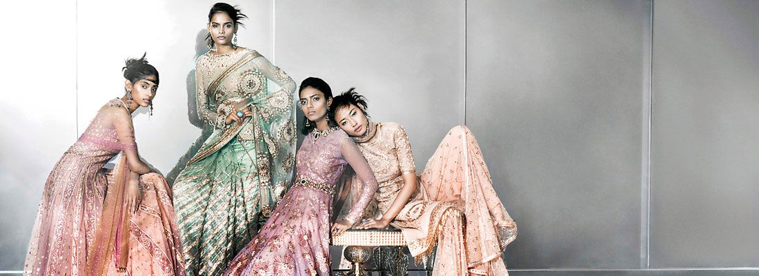 Taking Indian fashion to the world away from the cliche