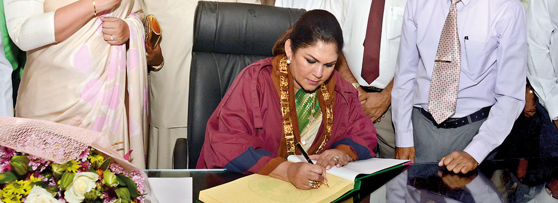 Rosy to prioritise development of Colombo's underserved areas