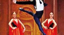 The Russian  Prima Ballerina