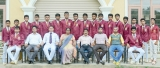 Rajapaksa Central and Vijitha Central are evenly matched