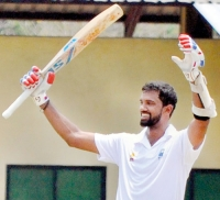 Roshen hits career best double ton