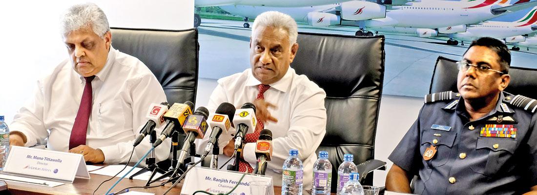 SriLankan on crash course to profitability in 3 years