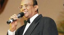 Vijaya Corea called to compere in Dubai