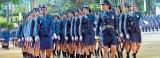 SLAF Combat Training School Diyatalawa awarded President's Colours