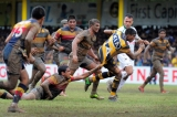 Trinity up against fearful odds