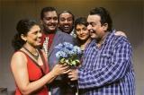 'Charithe Horu Aran' A play, a political satire