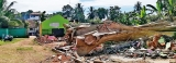 Parents, teachers, well-wishers repair damaged schools