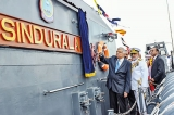 SL Navy's second Advanced Offshore Patrol Vessel set to sail