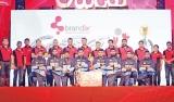 Teejay Lanka (Men), Brandix Casualwear (Women) crowned Champs